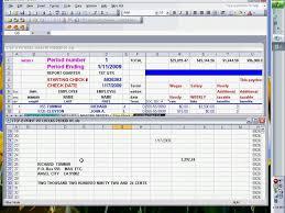 Payroll Checks Using Excel Ready To Print Payroll Checks