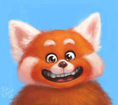 Red Panda from upcoming Pixar movie ...