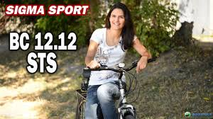 <b>Sigma Sport</b> BC 12.12 STS: обзор <b>велокомпьютера</b> - YouTube
