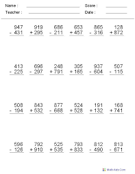 Ideas About Worksheets 4th Grade Math, - Easy Worksheet Ideas
