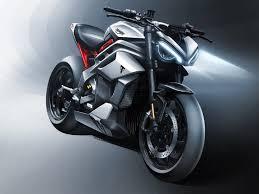 triumph electric bike prototype shown