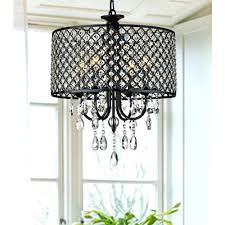 chandeliers rectangular crystal chandelier with black shade crystal chandelier with black drum shade modern crystal
