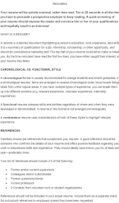 career advice sample resume cover letter and job interview what is resume resume is your work history that you can show to your potential employer it tells what you ve done what skills you possess