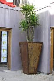 f s large planter box