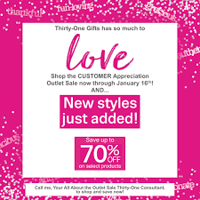 thirty one gifts customer appreciation 2