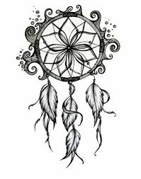 Black And White Dream Catcher Tumblr Stunning Dream Catcher Tumblr Drawing At GetDrawings Free For Personal