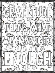 Gratitude Coloring Pages Thanksgiving Coloring Pages By Fords Board
