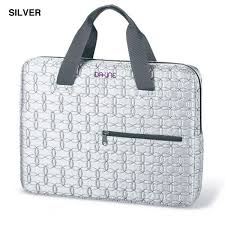 Dakine Quilted Laptop Tote Small Damen Laptopsleeve Silver ... & Dakine Quilted Laptop Tote Small Damen Laptopsleeve Silver   Dakine Shop Adamdwight.com