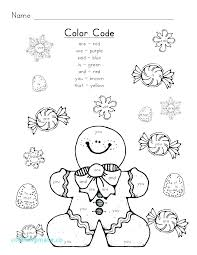 Coloring Worksheet For Preschool Pages Kindergarten Free Printable ...
