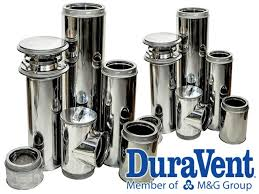 12 duratech chimney pipe