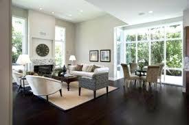hardwood floor living room ideas fireplace with dark hardwood floors living room and table lamp also wooden coffee table for modern dark wooden floor living