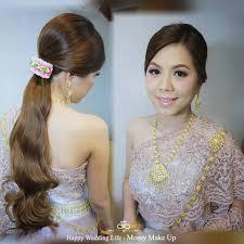 4 ไอเดยทรงผมเจาสาวชดไทย สวย สงาดจนางในวรรณคด ผม