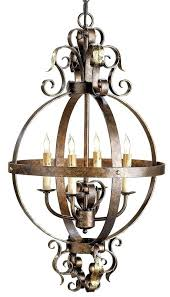 chandelier marvelous french country antique round dark brown iron chandeliers with white fancy bedroom astounding fre
