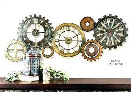 wall of clocks decor beautiful wall clocks wall clocks decor modern wall decor for living room