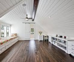 Wooden attic ceilings: advantages and design ideas