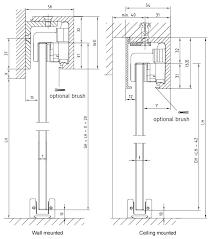 for more information adjule floor guide for frameless glass sliding doors