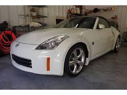 nissan 350z convertible white. Wonderful Convertible In Nissan 350z Convertible White