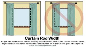 Full Size of Curtains: How To Install Curtain Rods On Corner Windows In  Plaster Drywall ...
