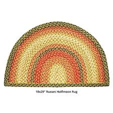half moon rugs half moon jute braided rug uk half moon rugs