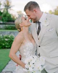 Help us build our profile of j. J J Watt And Wife Kealia Ohai Donate 350k To Houston Food Bank Just Weeks After Bahamas Wedding Daily Mail Online