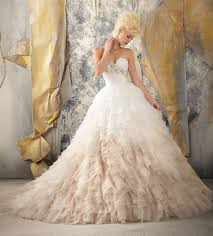 looking for an ombre wedding dress weddingbee