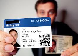 Bureau Card Social Identity Get Your Now Id