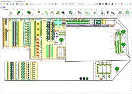 Layout Of Kitchen Garden Garden In A Small Space Gardening Ideas No Problem Kitchen Gardens