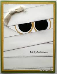 114 Best Cards Halloween Images On Pinterest  Halloween Cards Card Making Ideas For Halloween