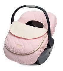 jj cole infant car seat cover pink