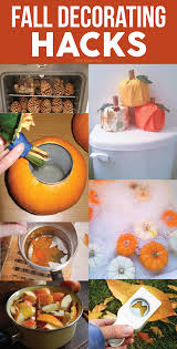 fall decorating s how to decorate your space for the fall with diy ideas that