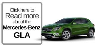 What Colors Does The 2018 Mercedes Benz Gla Come In