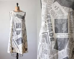 Fashion Design Milwaukee Holy Moly Dress Material Paper Print Of News From The