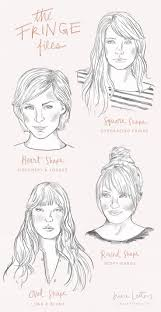 Hairstyle According To My Face 25 Best Ideas About Face Shape Hairstyles On Pinterest Makeup