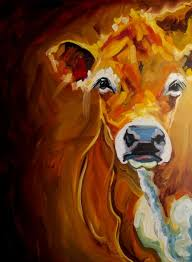 k cow by diane whitehead k cow painting k cow fine art prints and