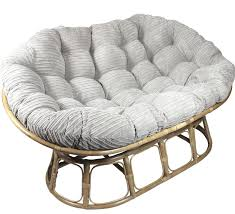 papasan chair cushion diy pier one fuzzy