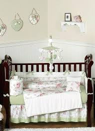 country baby bedding sets roses shabby chic baby bedding by sweet designs crib set country crib bedding sets