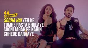 Bollywood Songs Glorify And Promote Sexism Stalking And
