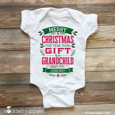 Christmas Birth Announcement Ideas Christmas Pregnancy Announcement Christmas Baby Announcement Ideas