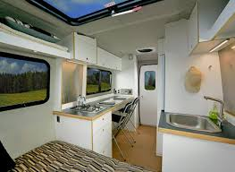 Airstream Interior Design Minimalist Awesome Inspiration Design