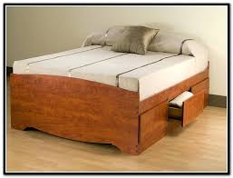 full size storage bed plans. King Size Platform Bed Plans With Storage Beds : Home. View Larger Full