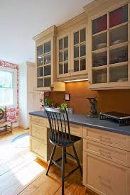 kitchen cabinets home office transitional: kitchen office desk office desk using kitchen cabinets k