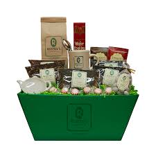 large tea gift box