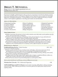 Resume Templates For Oil And Gas Industry Oil Gas Engineer Resume