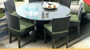 60 inch round outdoor dining table round outdoor dining table for 6 inch round outdoor dining