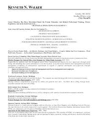 Commercial Property Manager Resume Example Templates Objective