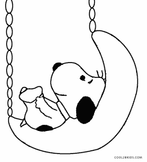 Small Picture Printable Snoopy Coloring Pages Coloring Me Coloring Coloring Pages