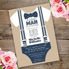 Onesies Baby Shower Invitations Onesie Ba Shower Invitation Template Edit  With Adobe
