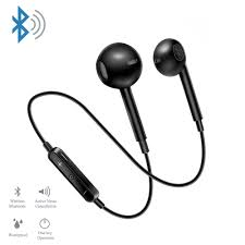 <b>S6 Sport Neckband</b> Wireless Earphone Music Earbuds Headset ...