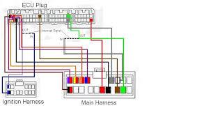 nissan 300zx engine harness vg30dett wiring specialties nissan 300zx engine wiring harness