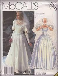 MOMSPatterns Vintage Sewing Patterns - McCall's 2341 Vintage 80's Sewing  Pattern GORGEOUS…   Butterick dress patterns, Vintage dress patterns,  Wedding gown patterns